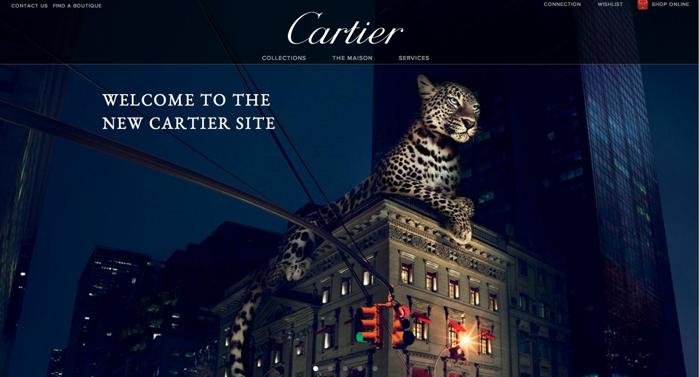 Shop luxury brands online